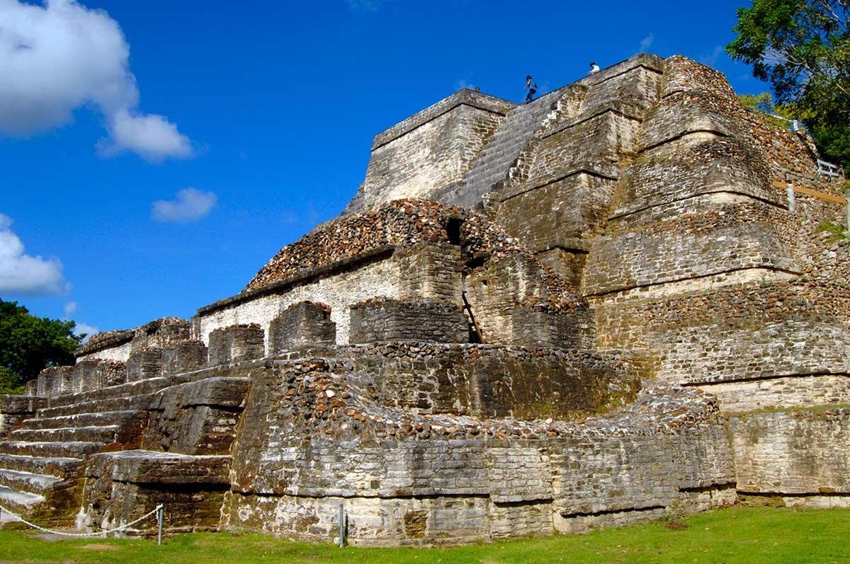 Belize Ruinas mayas de Altun Ha