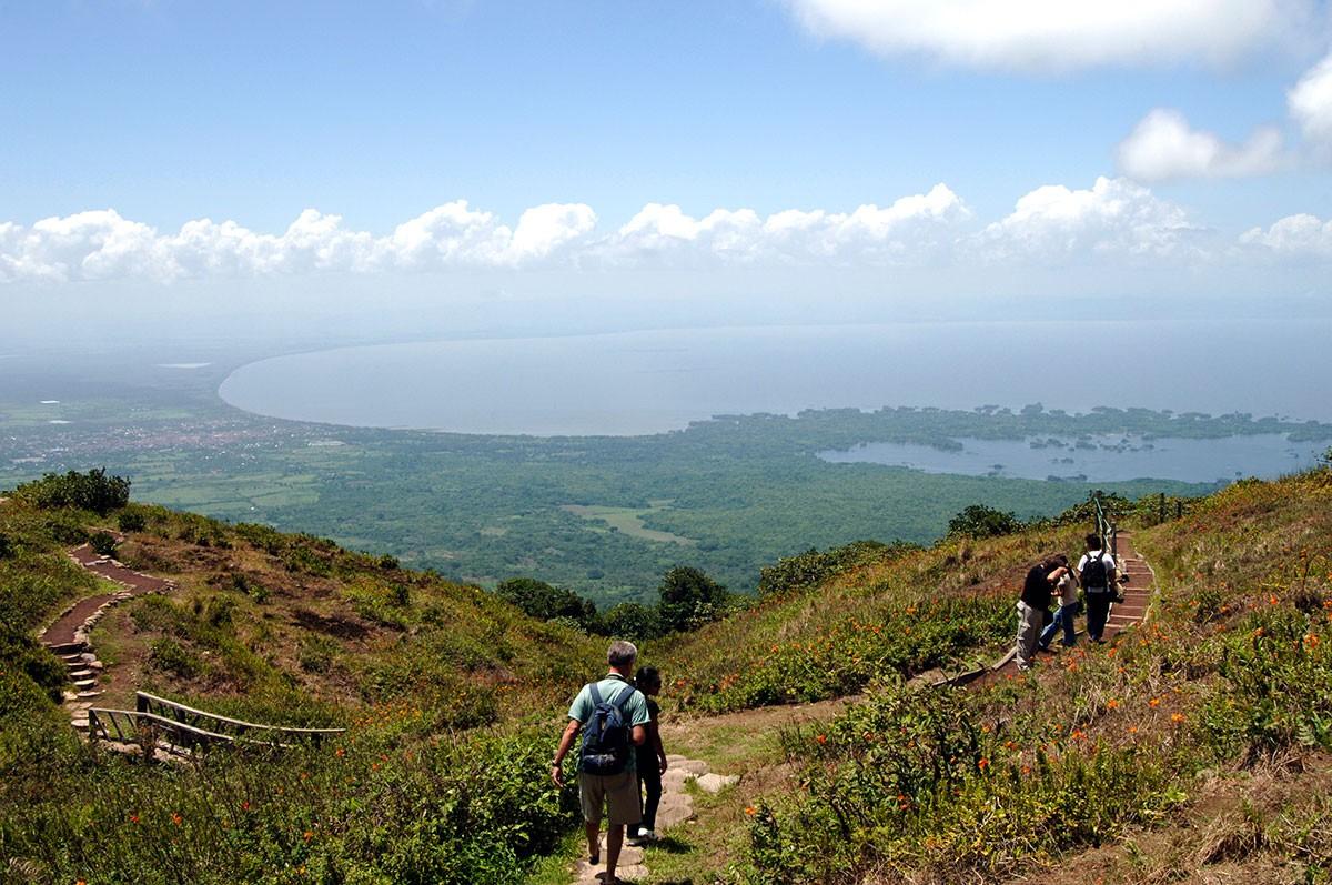 Mombacho volcan, las isletas de granada