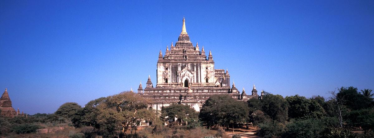 Templo Old Thatbyinnyu Patho