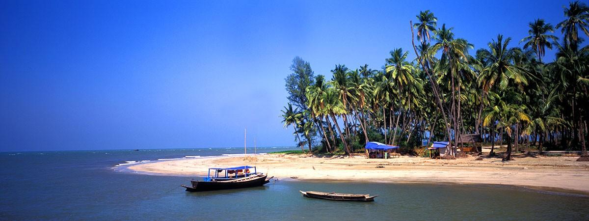 Chaungtha Myanmar palmeral