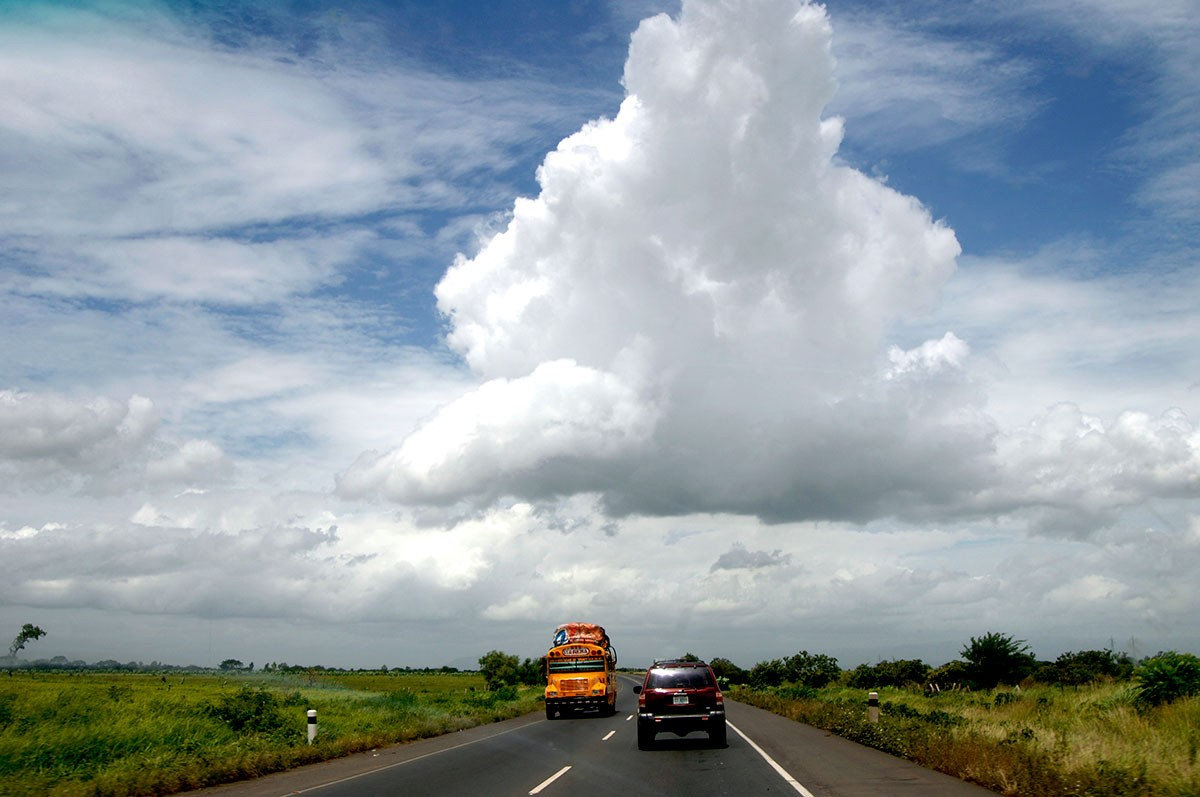 Carretera Panamericana Nicaragua