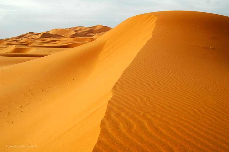 Ruta por el Desierto de Erg Chebbi